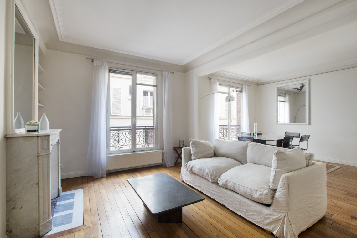 Paris Rue le Sueur Apartment for rent