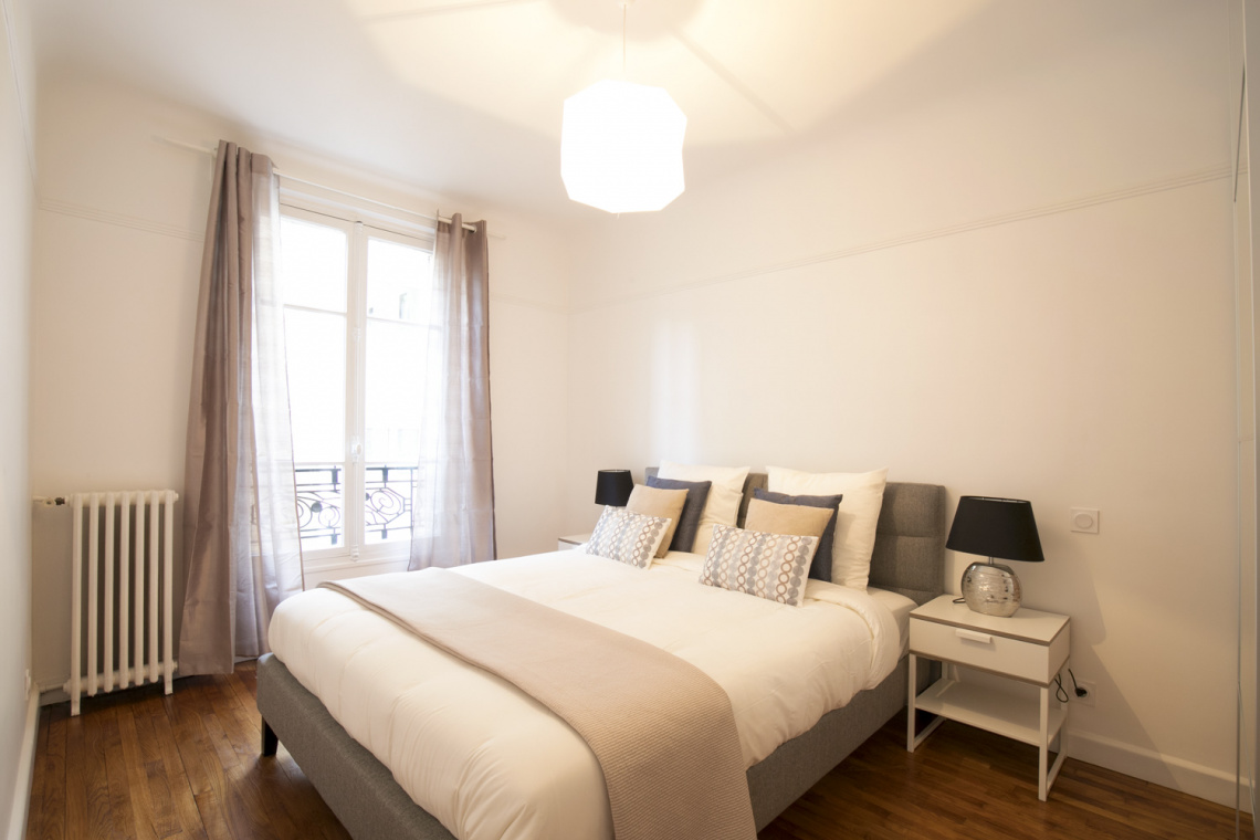 Apartment Paris Rue Duhesme 5