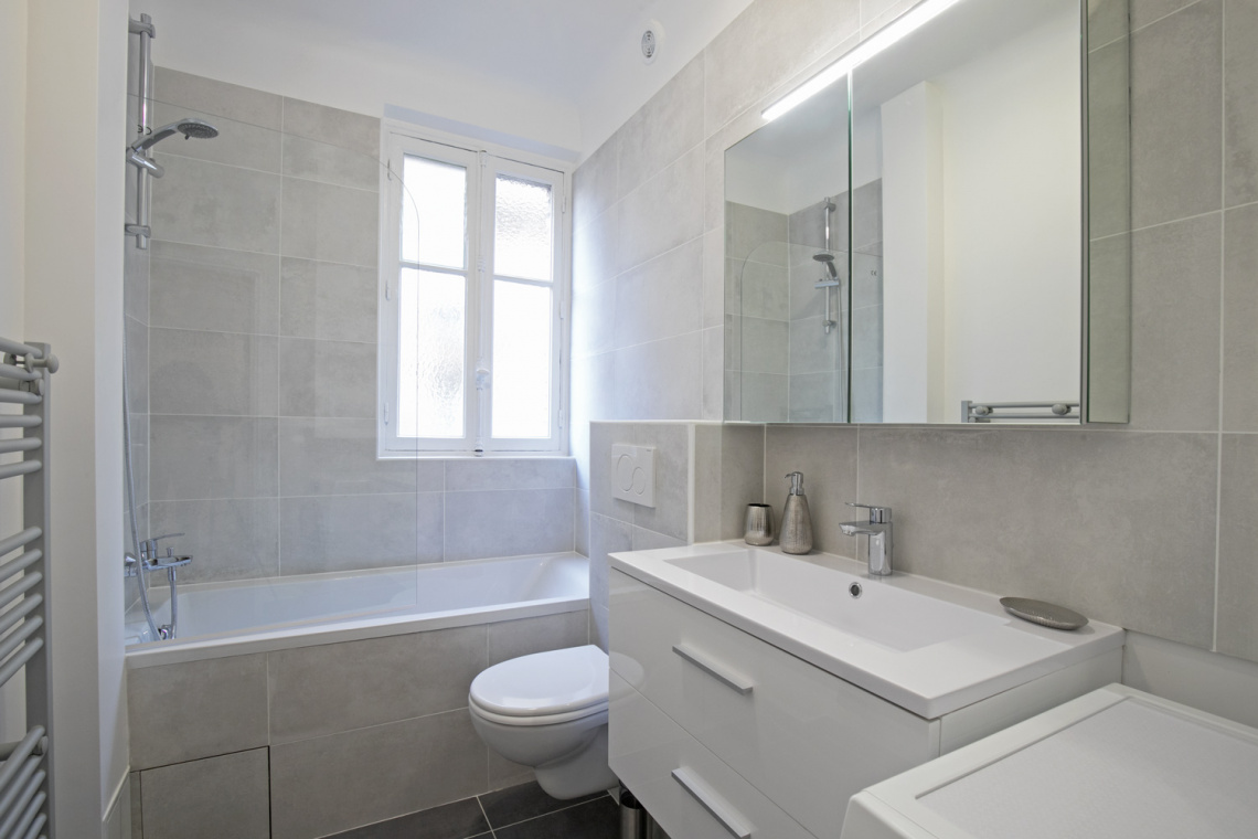 Apartment Paris Rue Duhesme 9