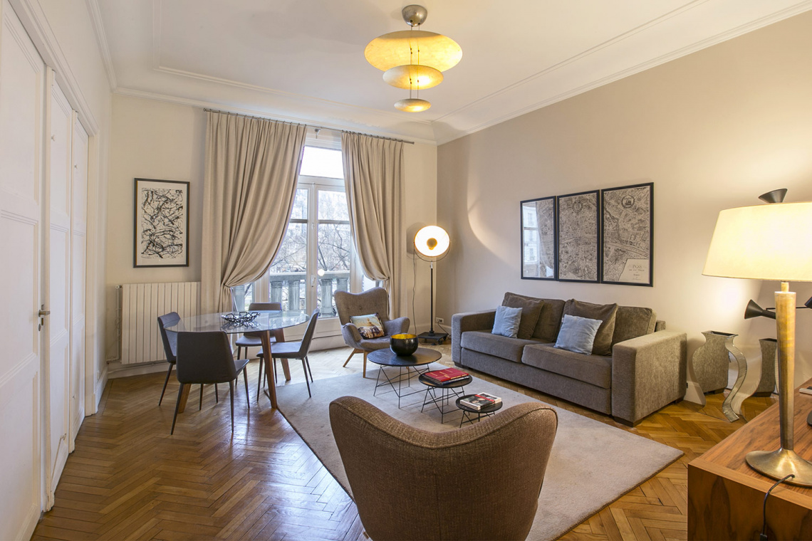 Paris Avenue de Lowendal Apartment for rent