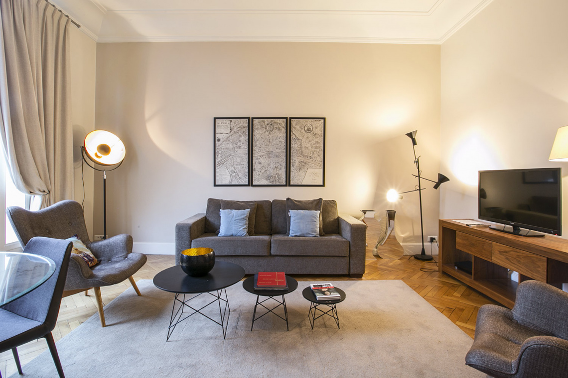 Apartment Paris Avenue de Lowendal 4