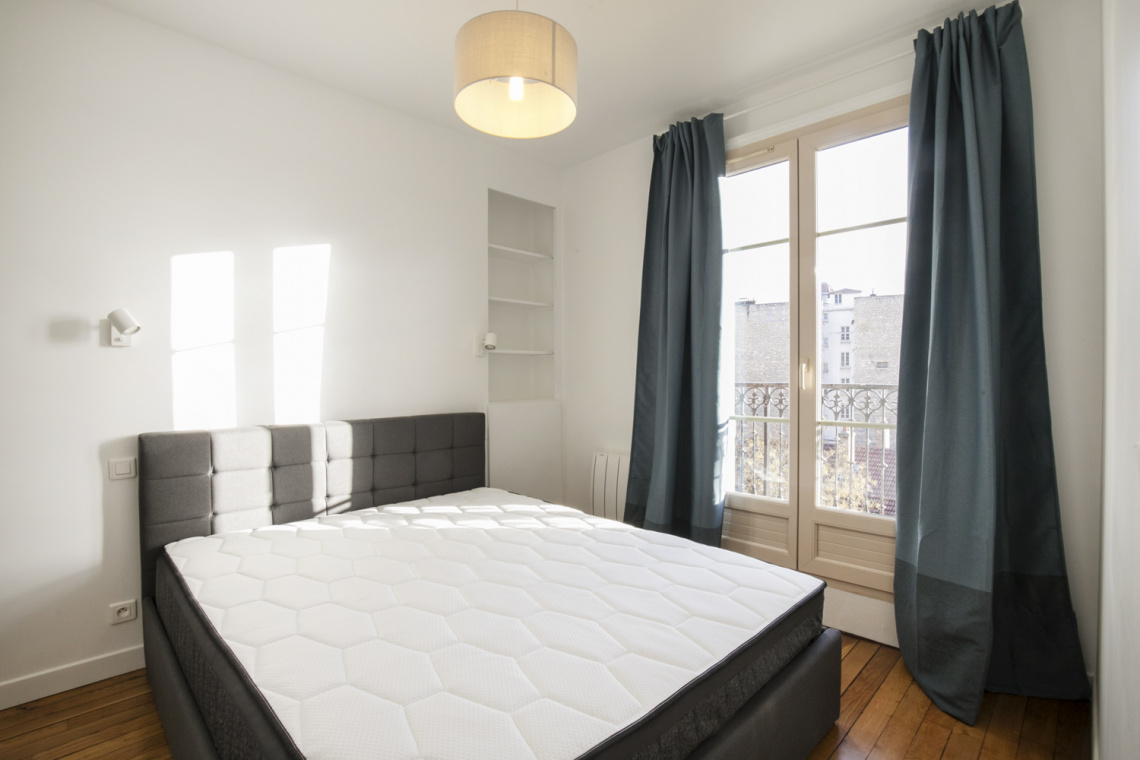 Apartment Paris Rue de Tolbiac 7