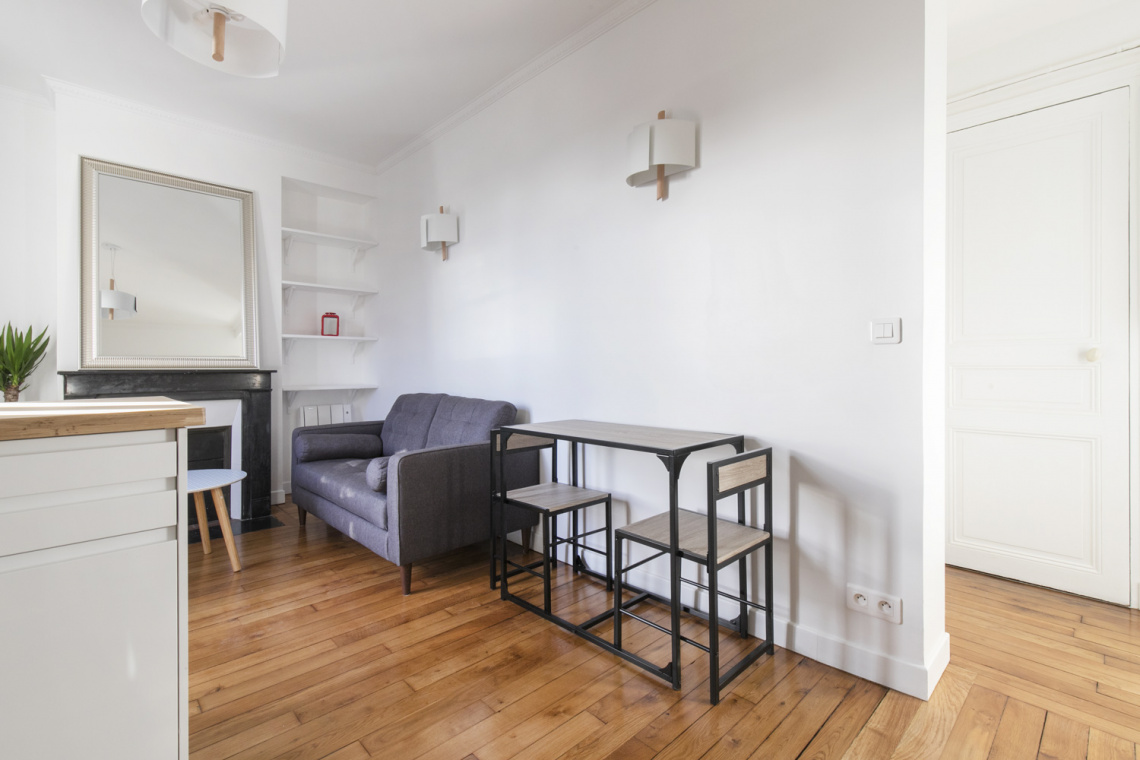 Apartment Paris Rue de Tolbiac 5
