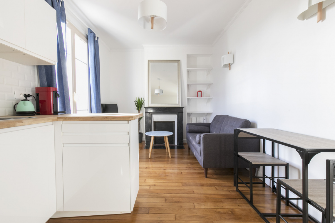 Apartment Paris Rue de Tolbiac 4