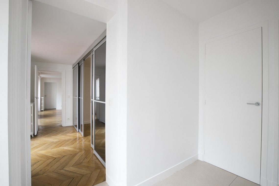 Appartement Paris Avenue Montaigne 11