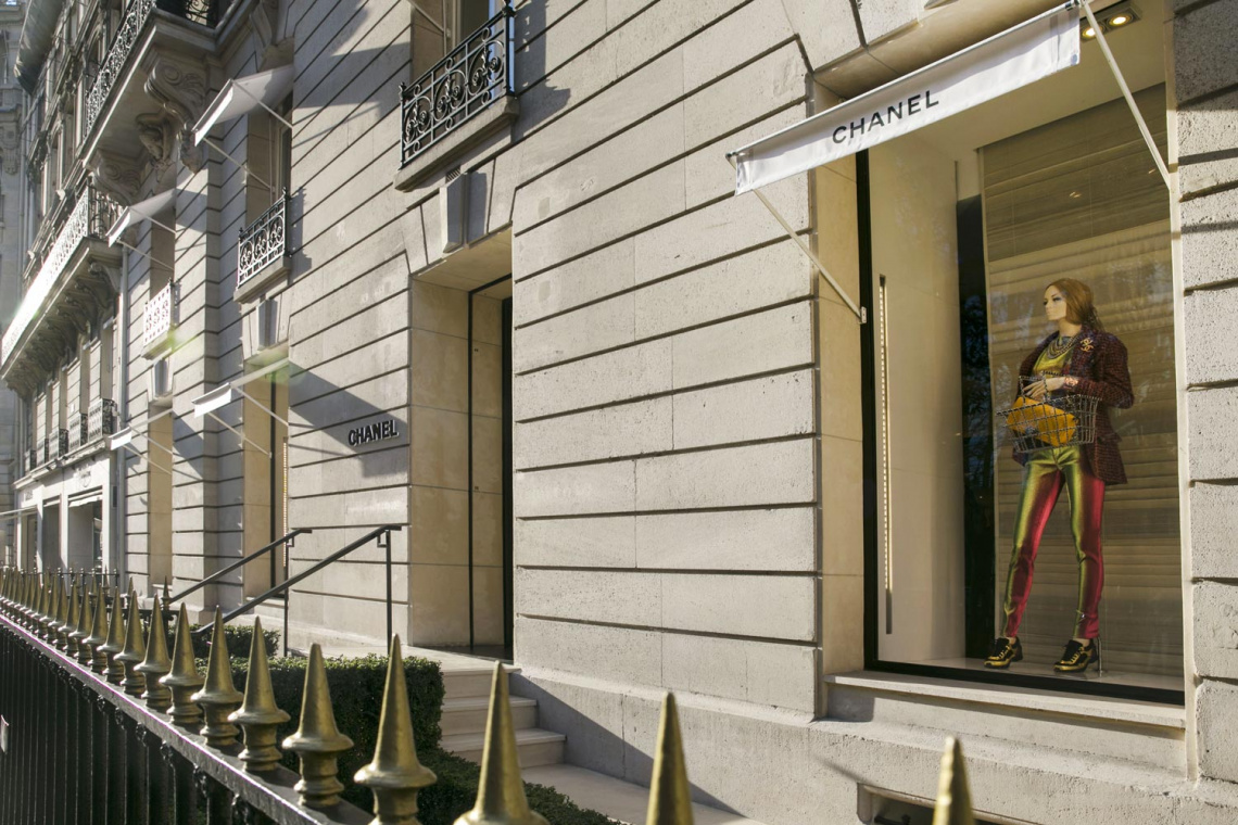 Appartement Paris Avenue Montaigne 23