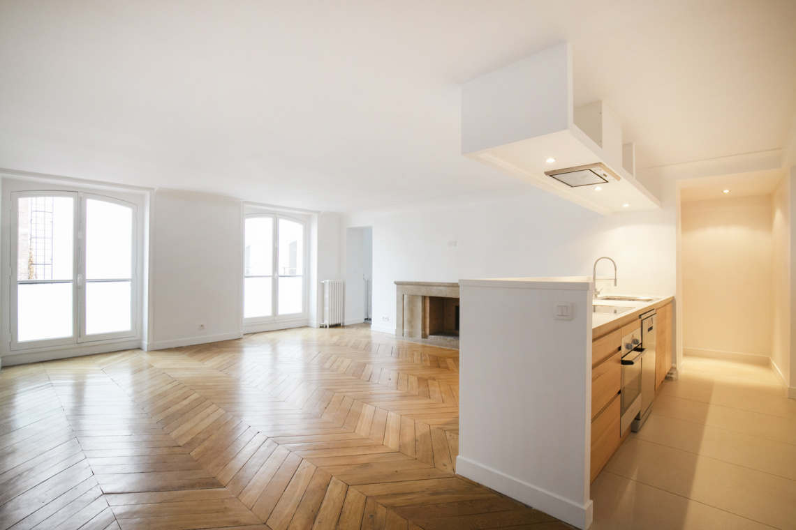 Appartement Paris Avenue Montaigne 3