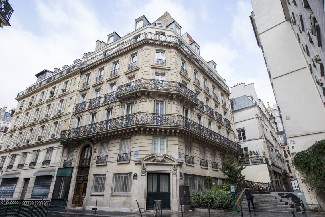 Apartment Paris Rue Pernelle 22