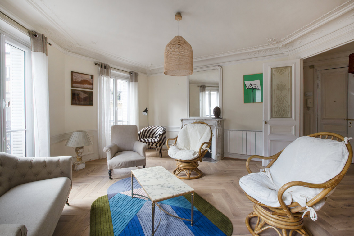 Apartment Paris Rue Pernelle 2