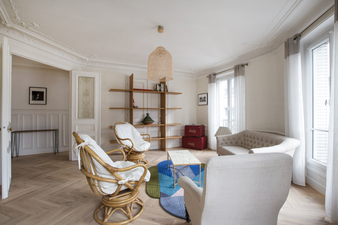 Apartment Paris Rue Pernelle 3