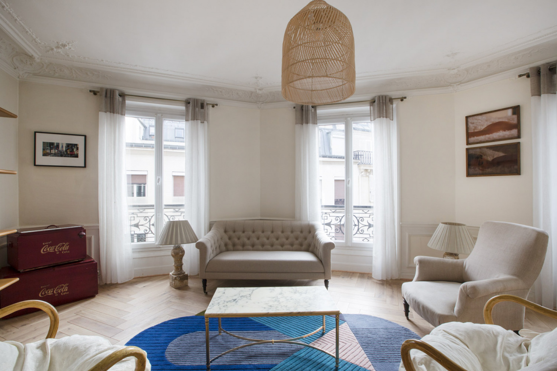 Paris Rue Pernelle Apartment for rent