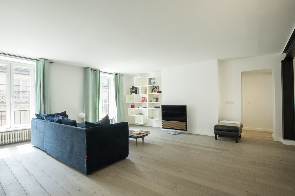 Apartment Paris Rue Daunou 2