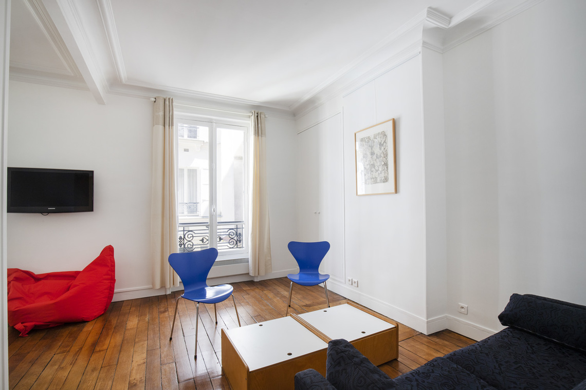 Furnished apartment for rent Paris Rue Gay Lussac