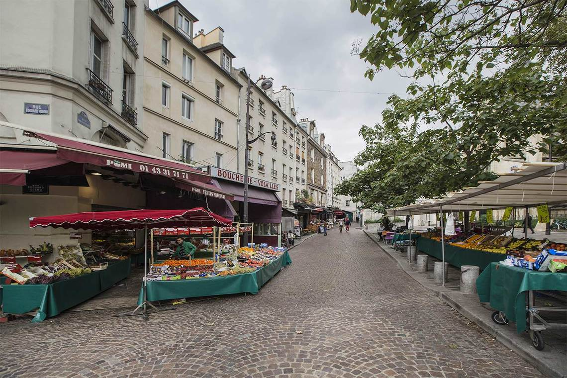 Apartment Paris Rue Gracieuse 15