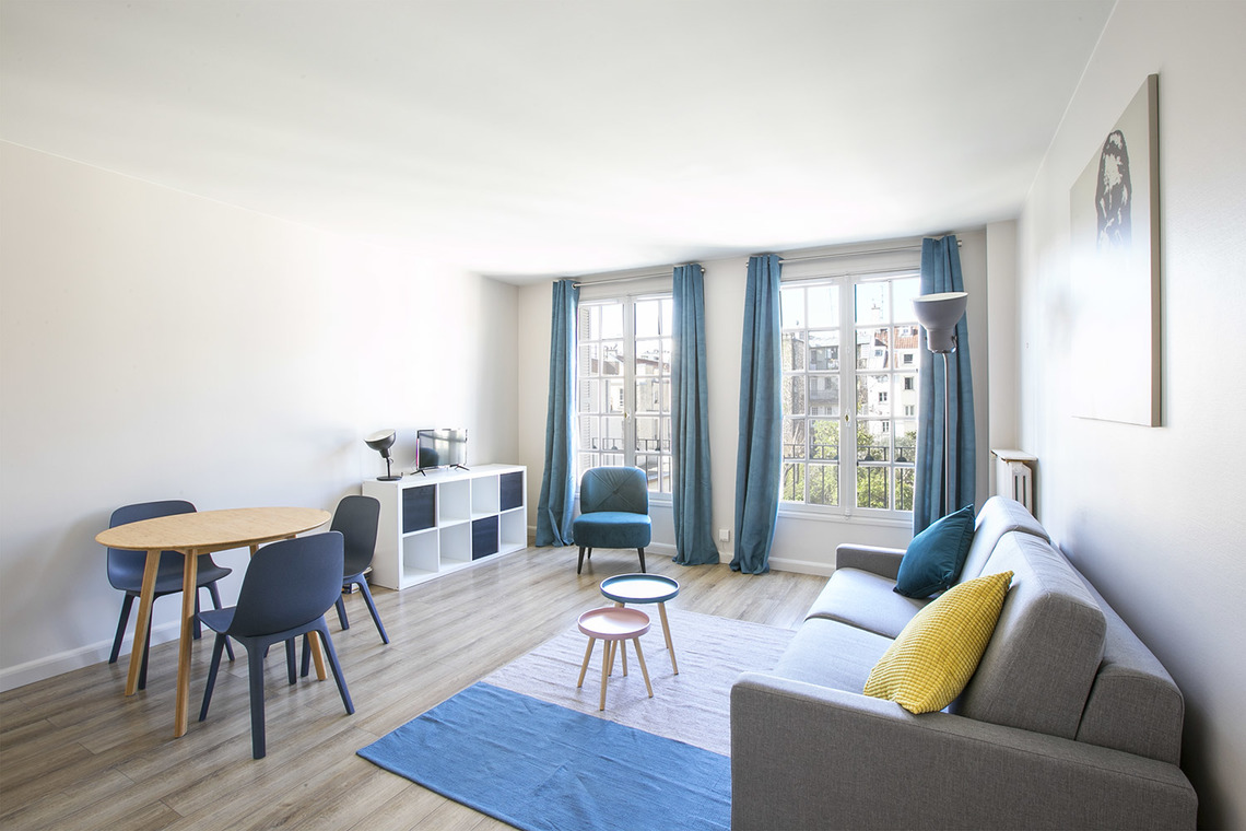 Furnished apartment for rent Paris Rue Gracieuse