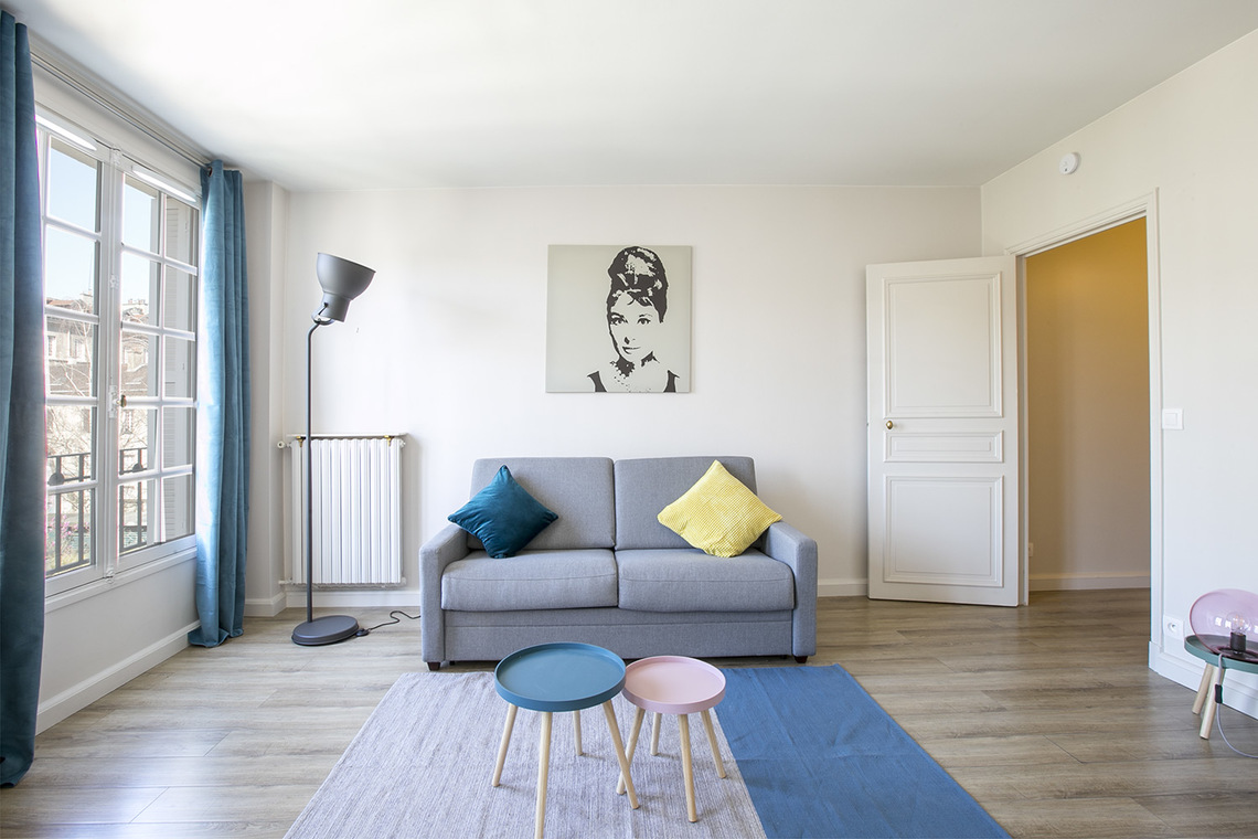 Apartment Paris Rue Gracieuse 2