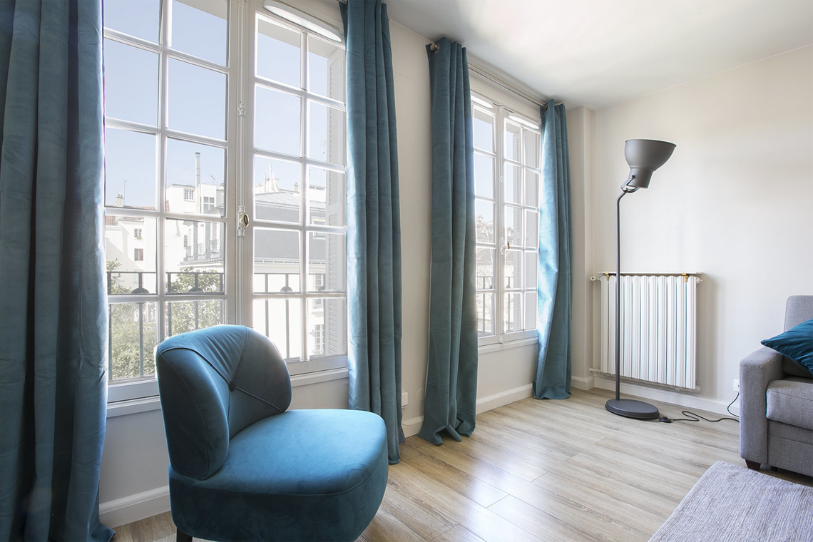 Apartment Paris Rue Gracieuse 4