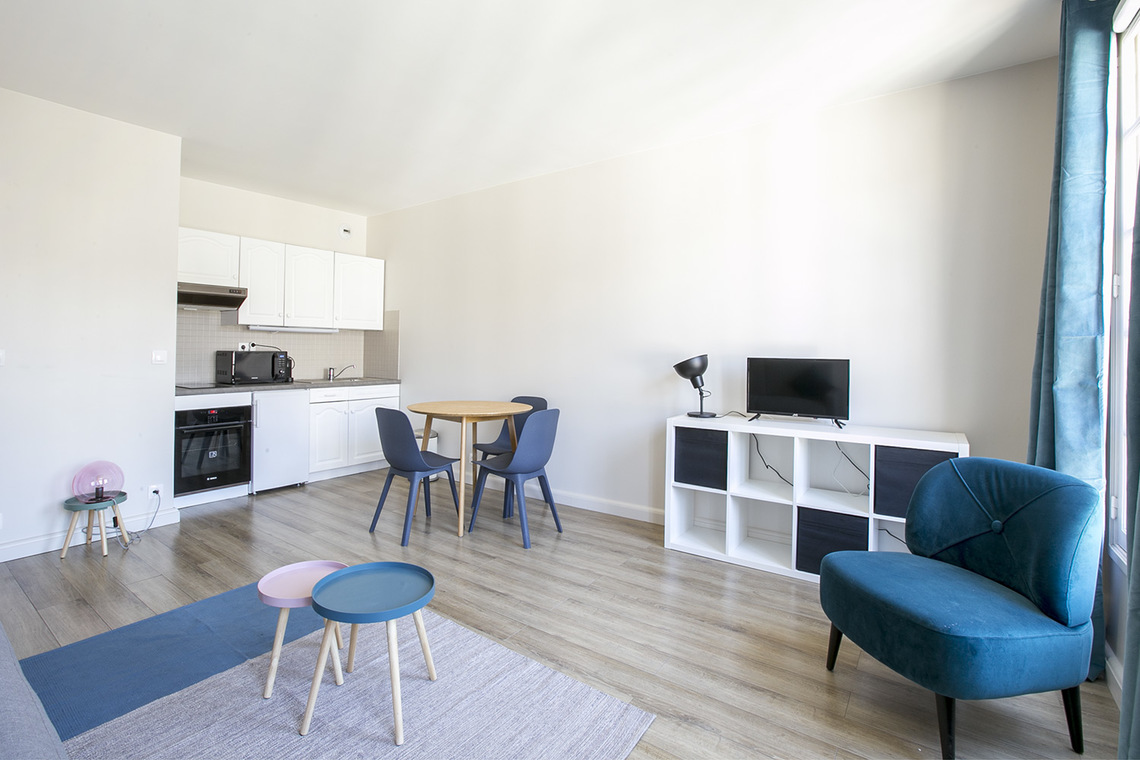 Apartment Paris Rue Gracieuse 5