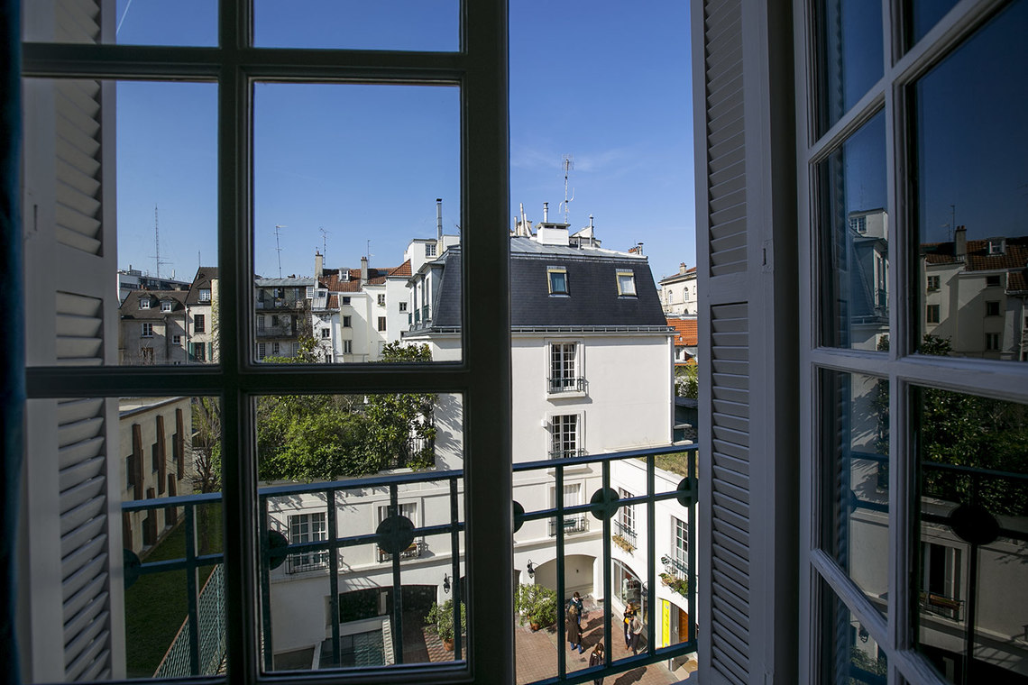 Apartment Paris Rue Gracieuse 10