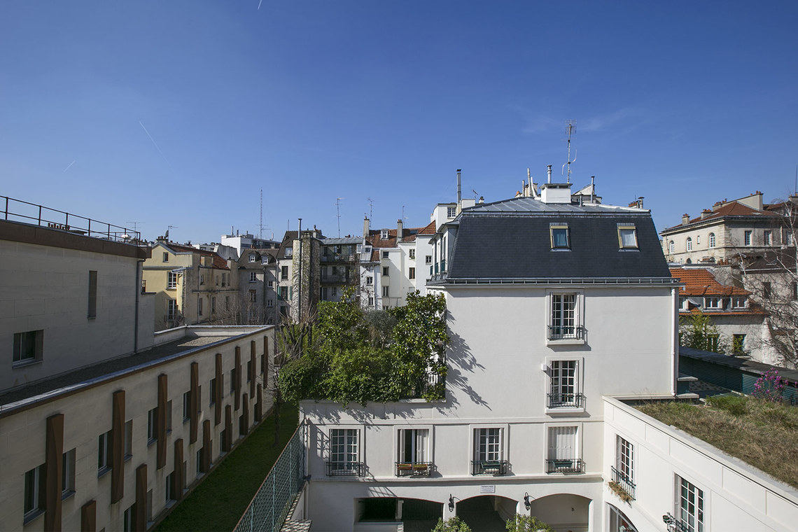 Apartment Paris Rue Gracieuse 11