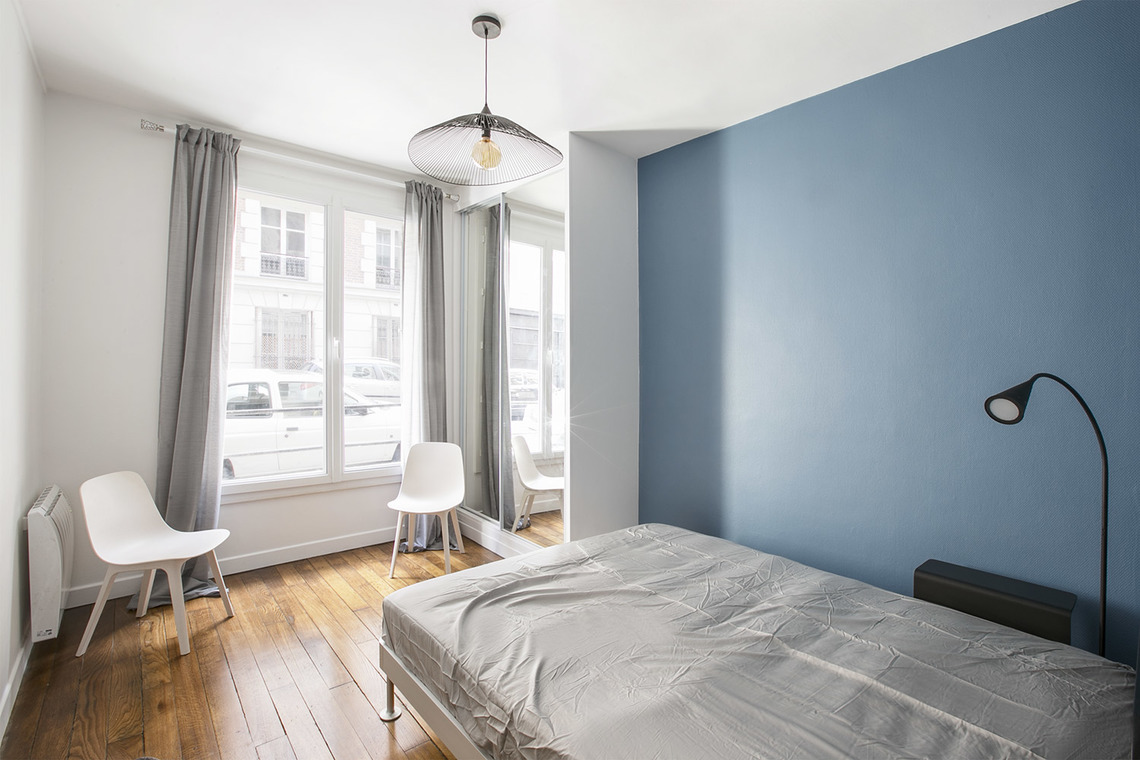 Apartment Paris Rue Crespin du Gast 2