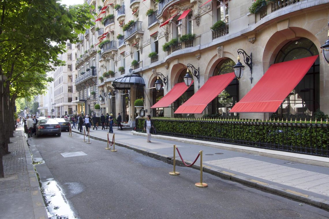 公寓 Paris Avenue Montaigne 22