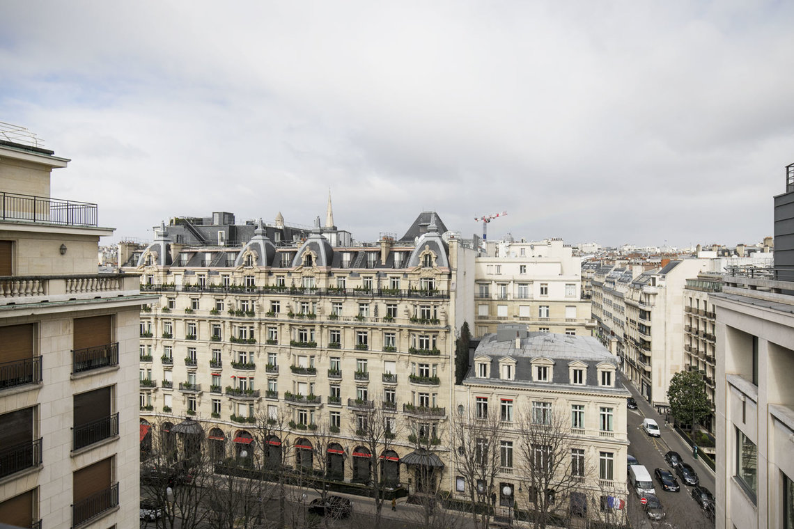 Apartamento Paris Avenue Montaigne 6