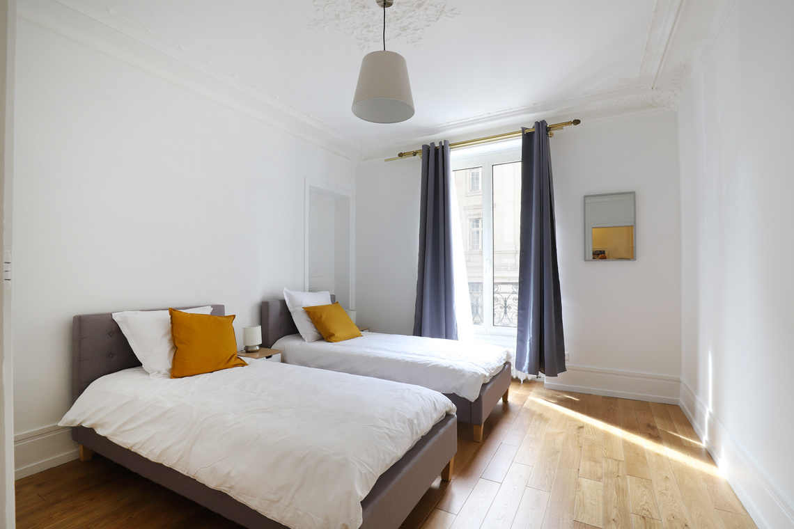 Apartment Paris Rue Saint Jacques 10