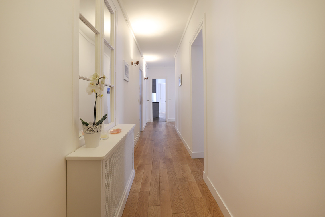 Apartment Paris Rue Saint Jacques 15