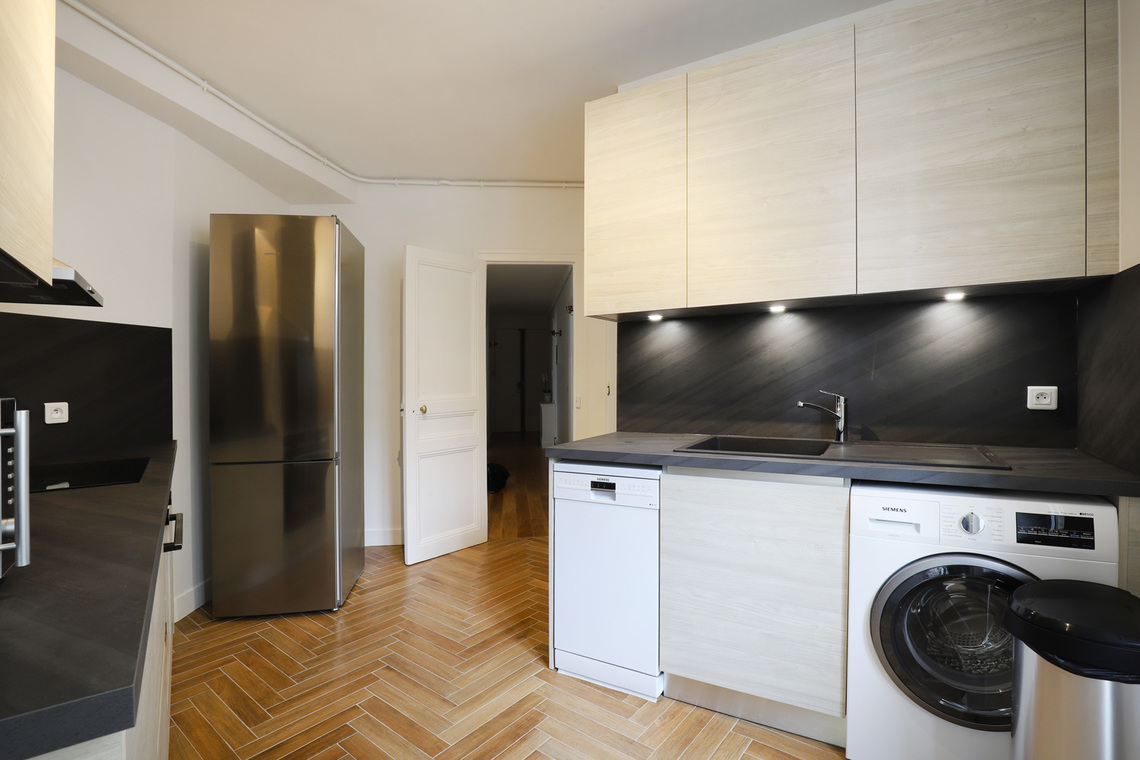 Apartment Paris Rue Saint Jacques 6