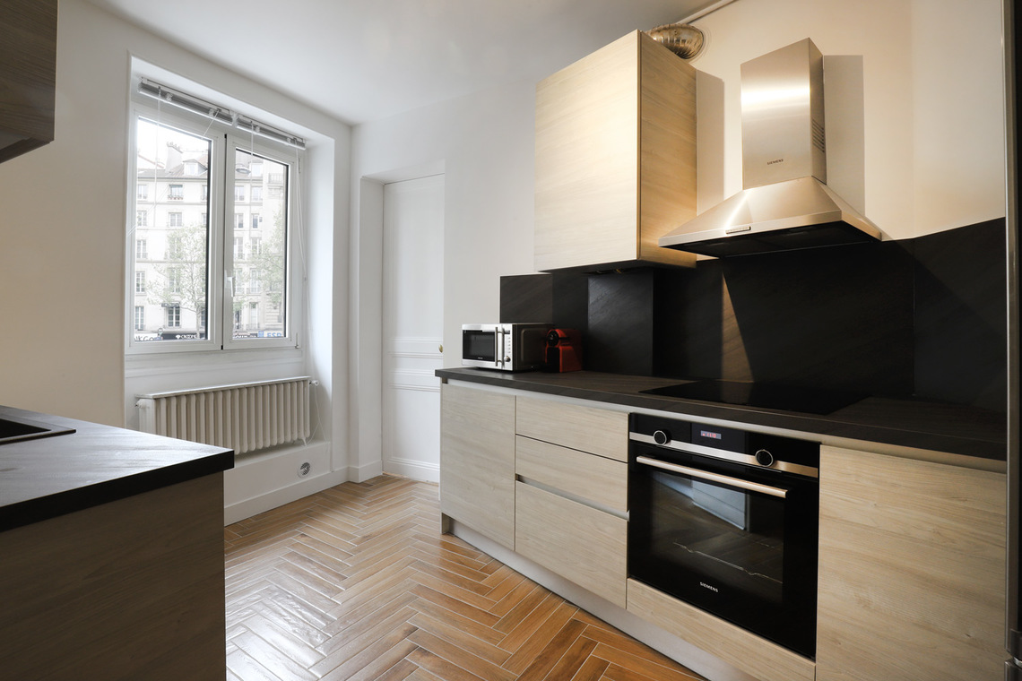 Apartment Paris Rue Saint Jacques 7