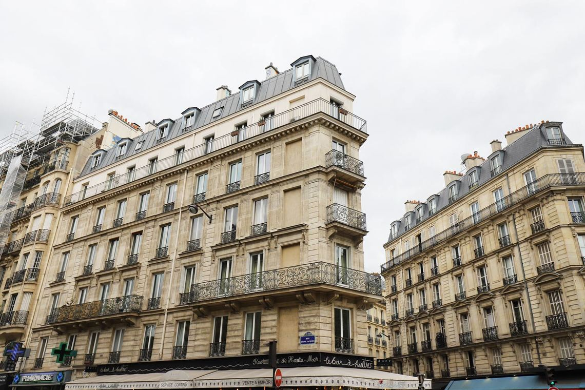 Apartment Paris Rue Saint Jacques 16
