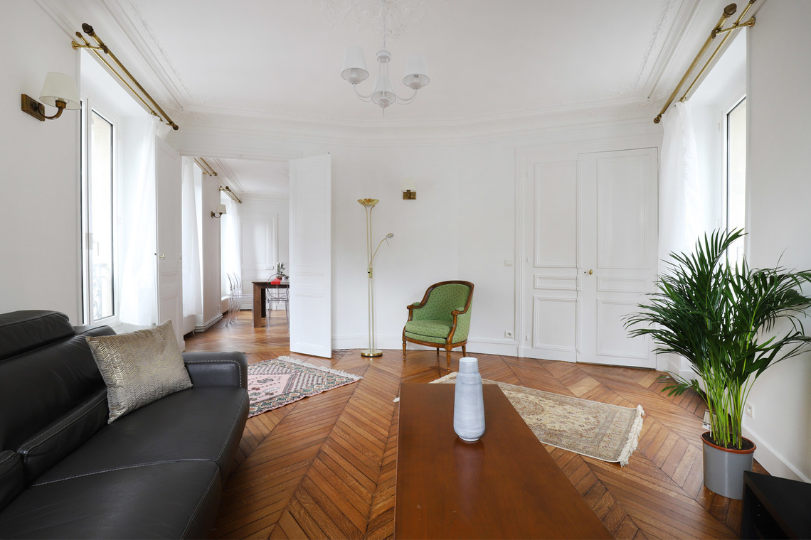 Apartment Paris Rue Saint Jacques 2
