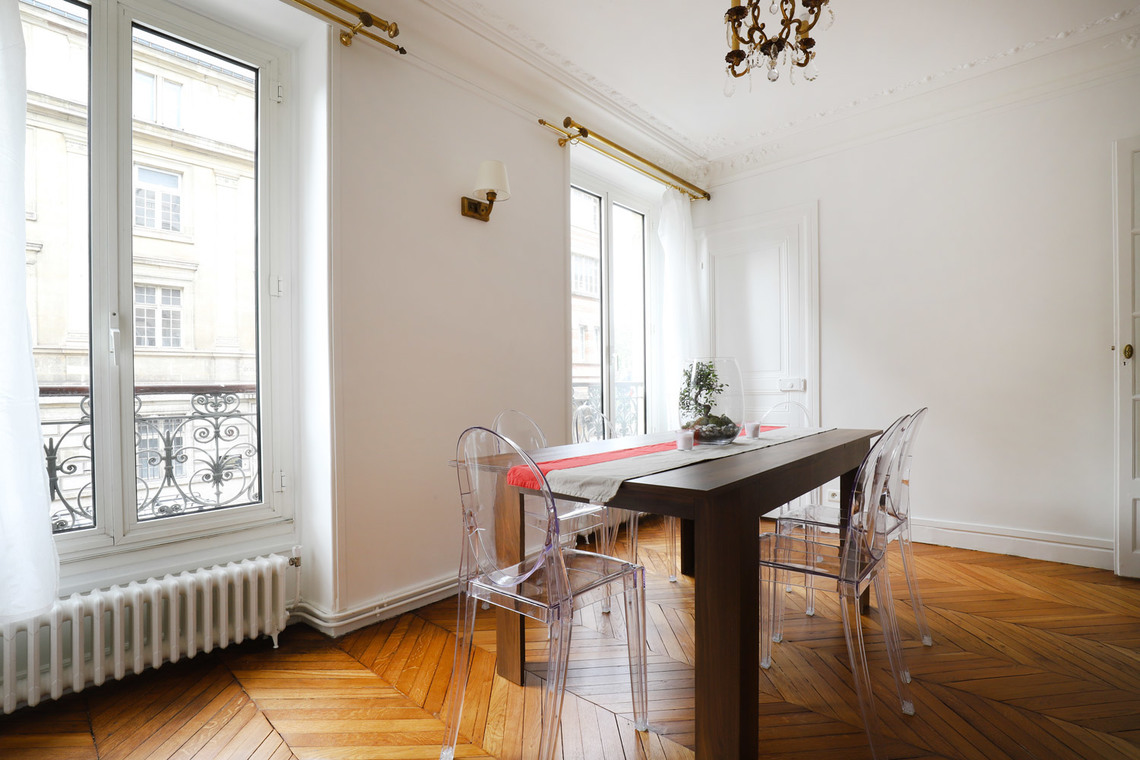 Apartment Paris Rue Saint Jacques 4
