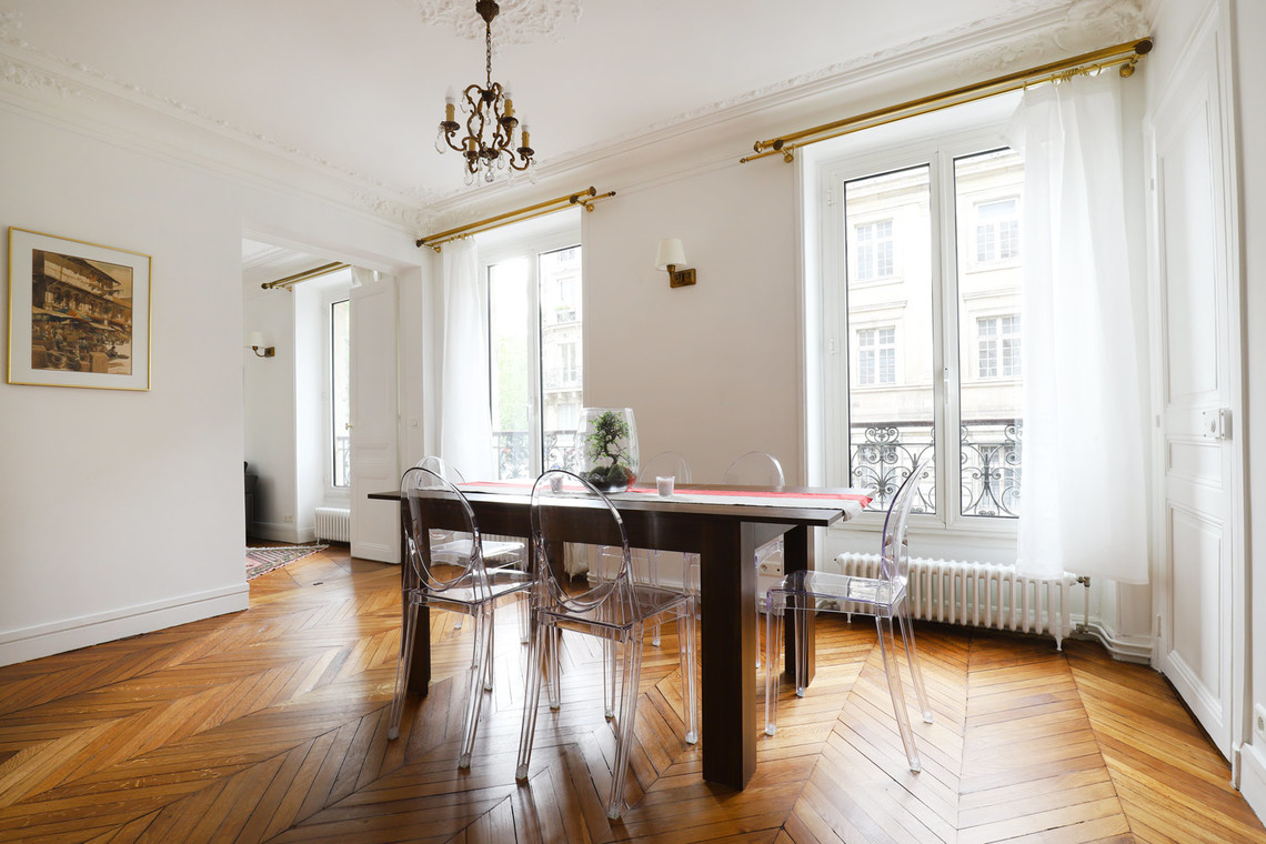 Apartment Paris Rue Saint Jacques 5