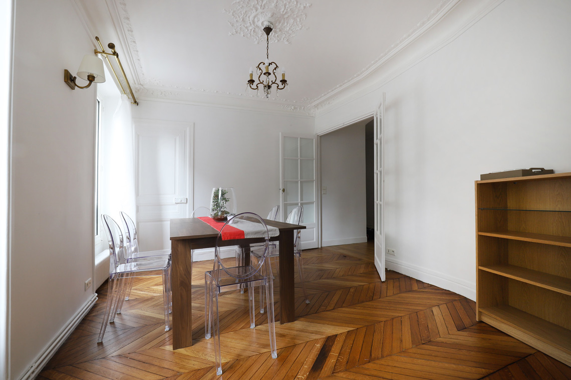 Apartment Paris Rue Saint Jacques 3