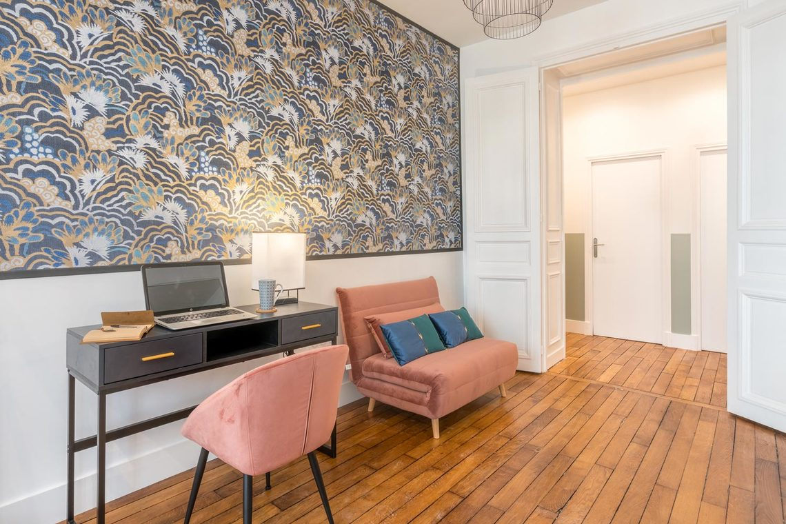 Apartment Paris Rue Saint Marc 25
