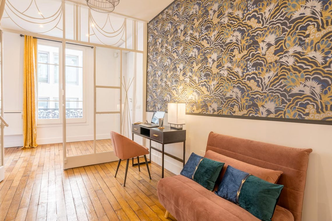 Apartment Paris Rue Saint Marc 24