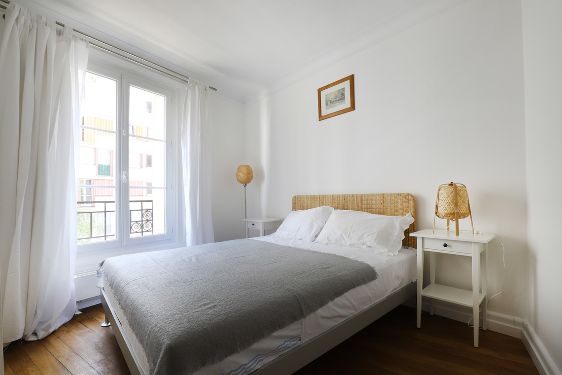 Apartment Paris Villa Robert Lindet 9