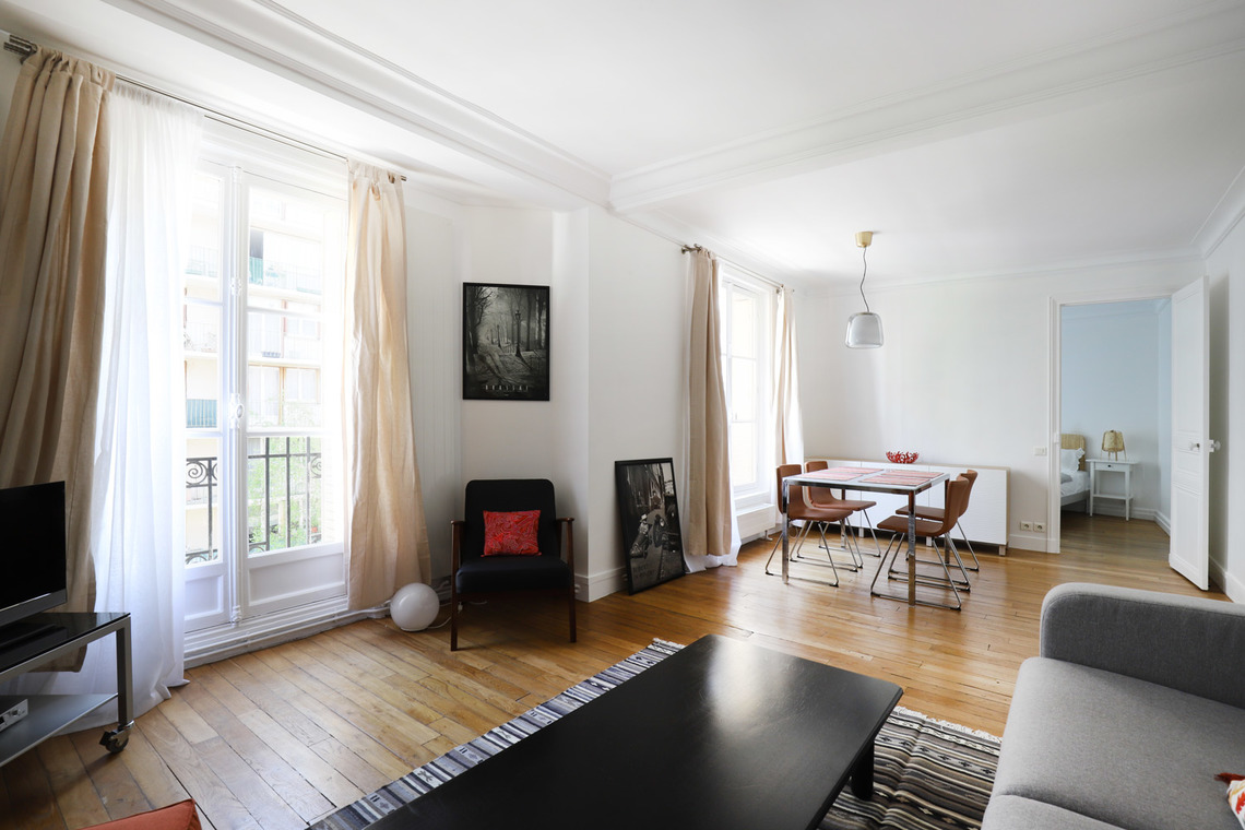 Apartment Paris Villa Robert Lindet 2