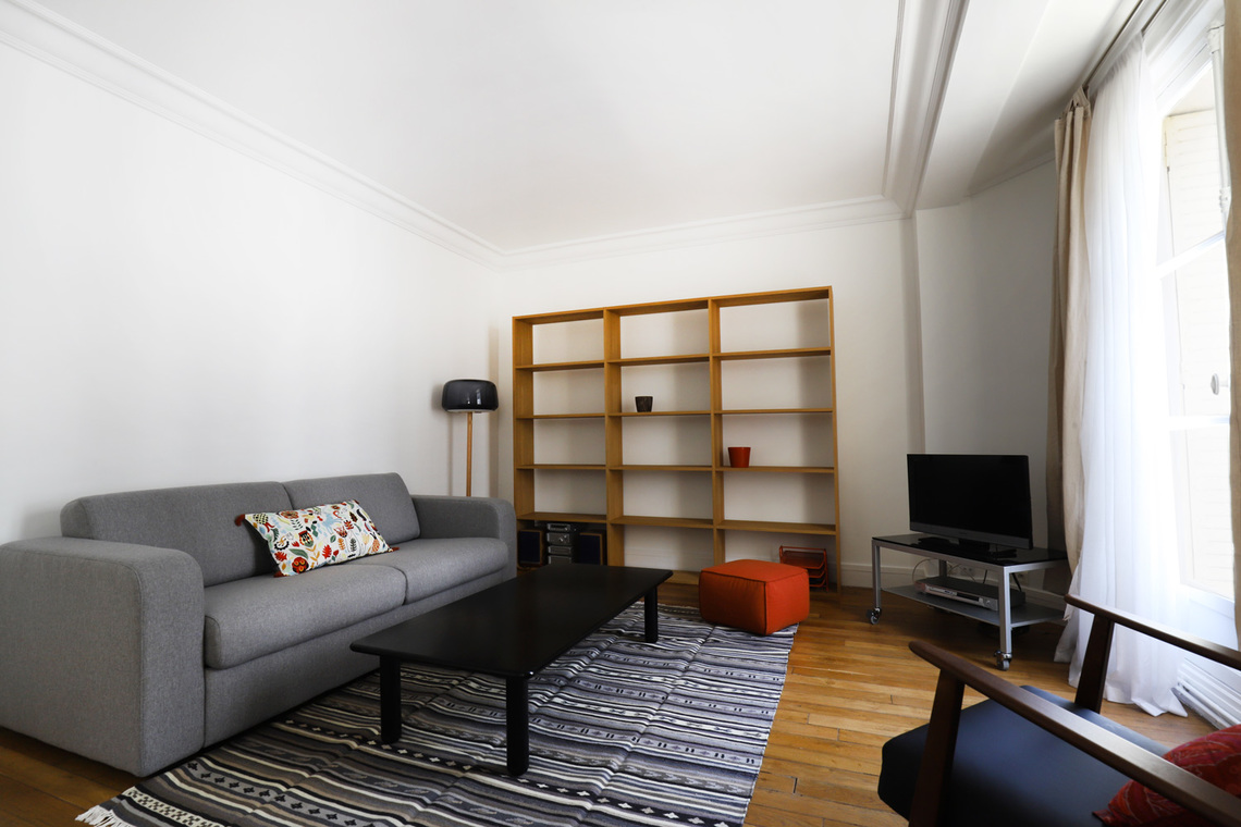Paris Villa Robert Lindet Apartment for rent