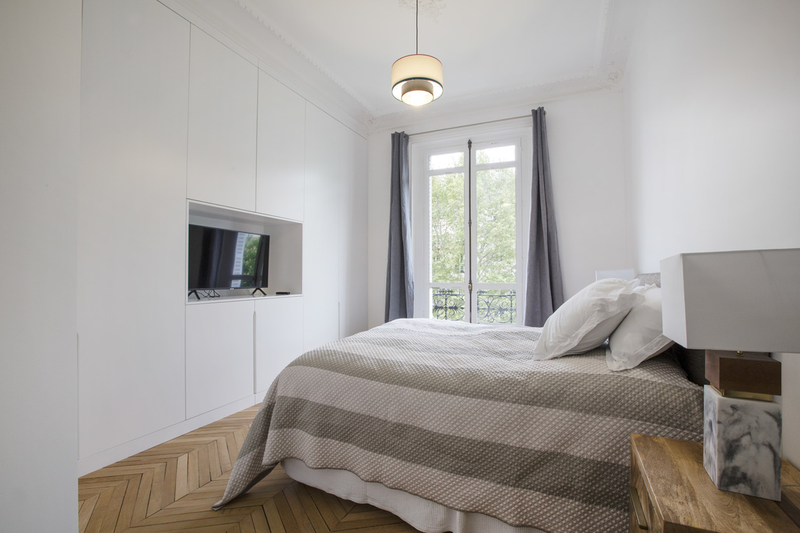 Apartment Paris Boulevard Malesherbes 11