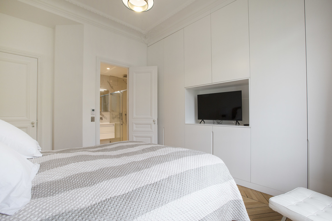 Apartment Paris Boulevard Malesherbes 13