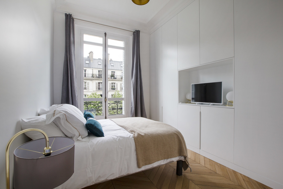 Apartment Paris Boulevard Malesherbes 16