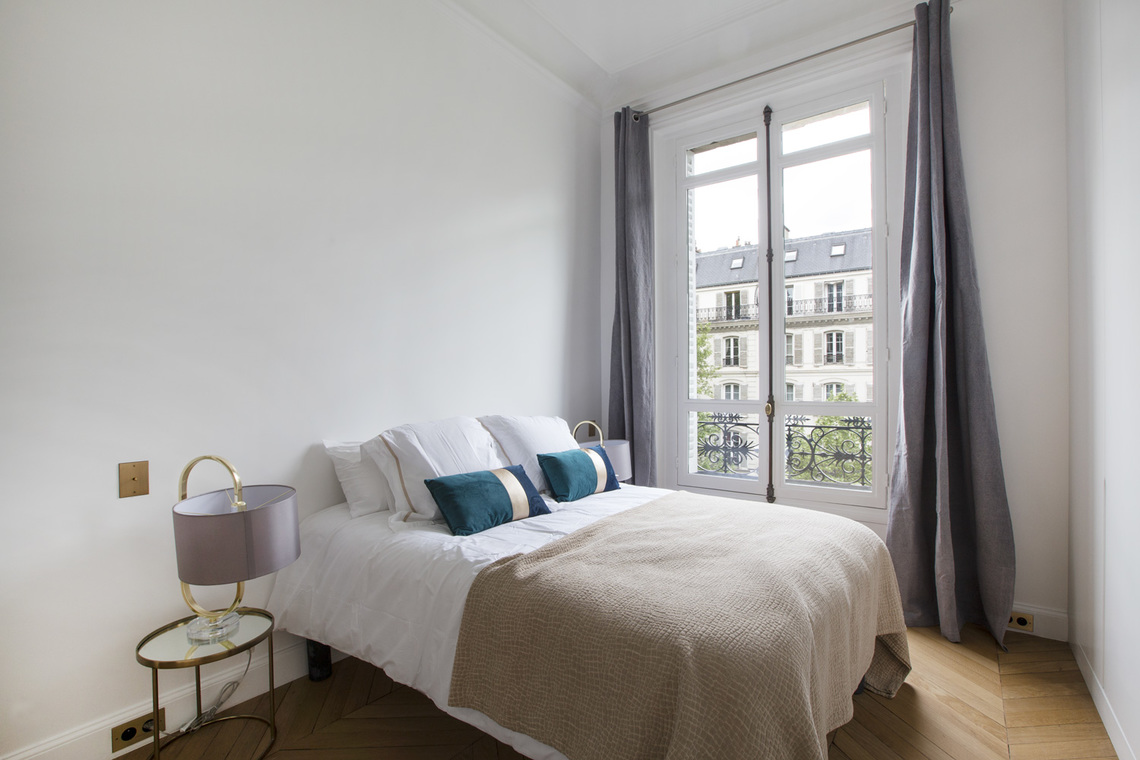 Apartment Paris Boulevard Malesherbes 17