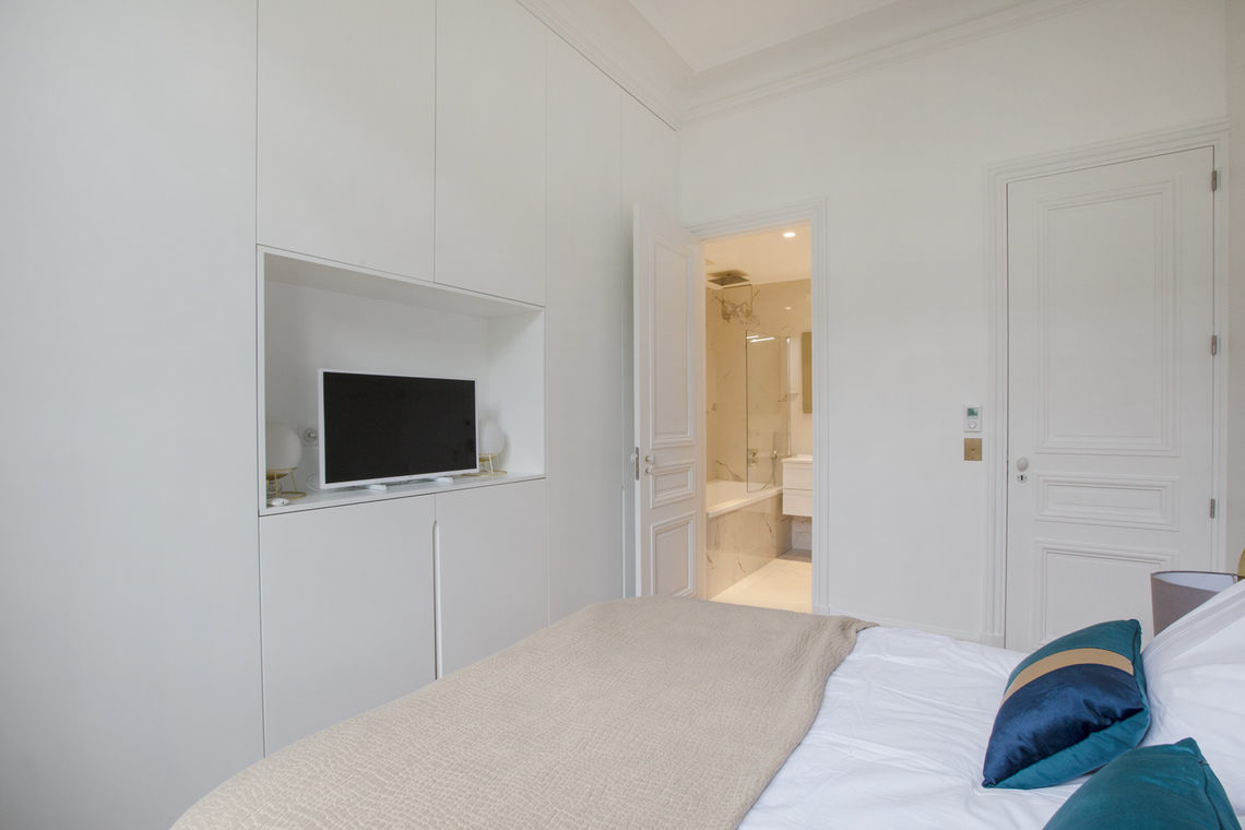 Apartment Paris Boulevard Malesherbes 18