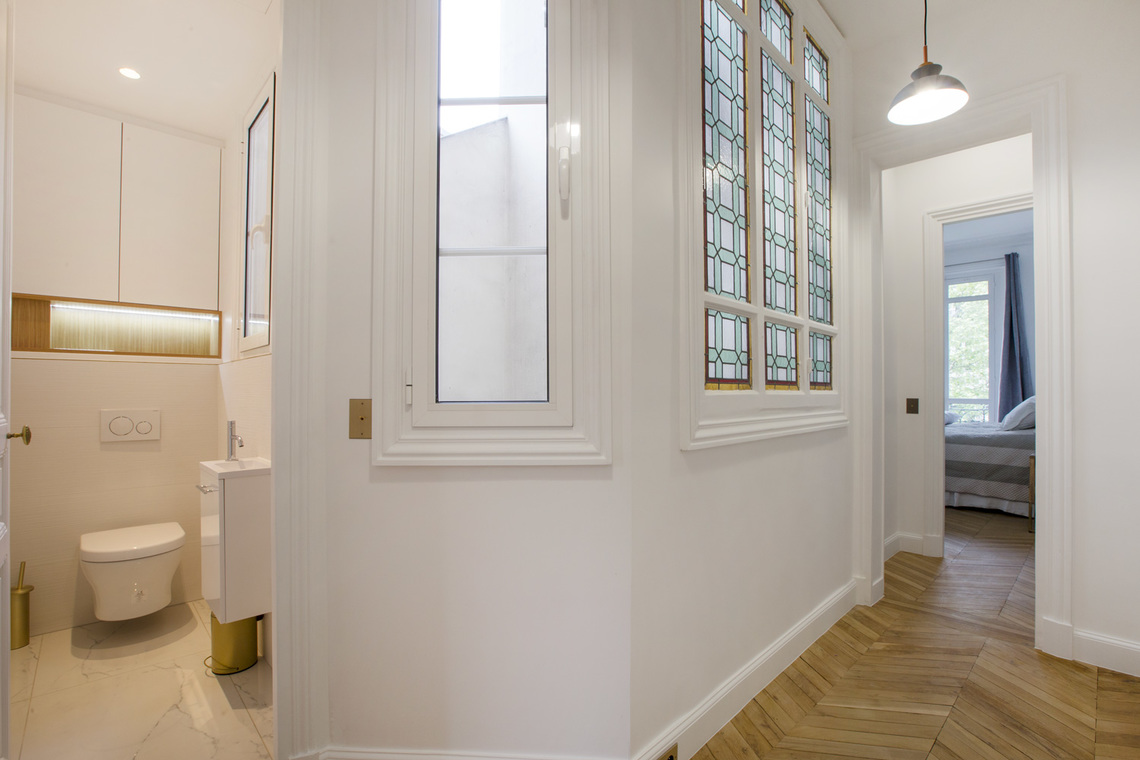 Apartment Paris Boulevard Malesherbes 21