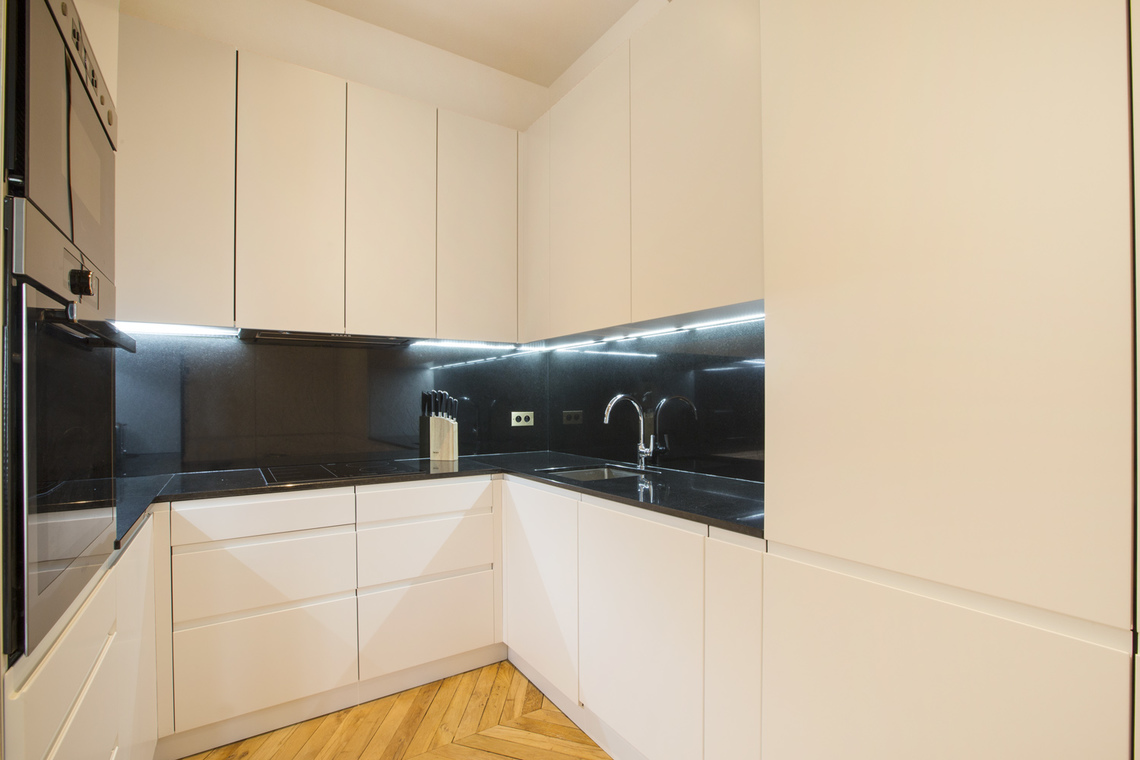 Apartment Paris Boulevard Malesherbes 8