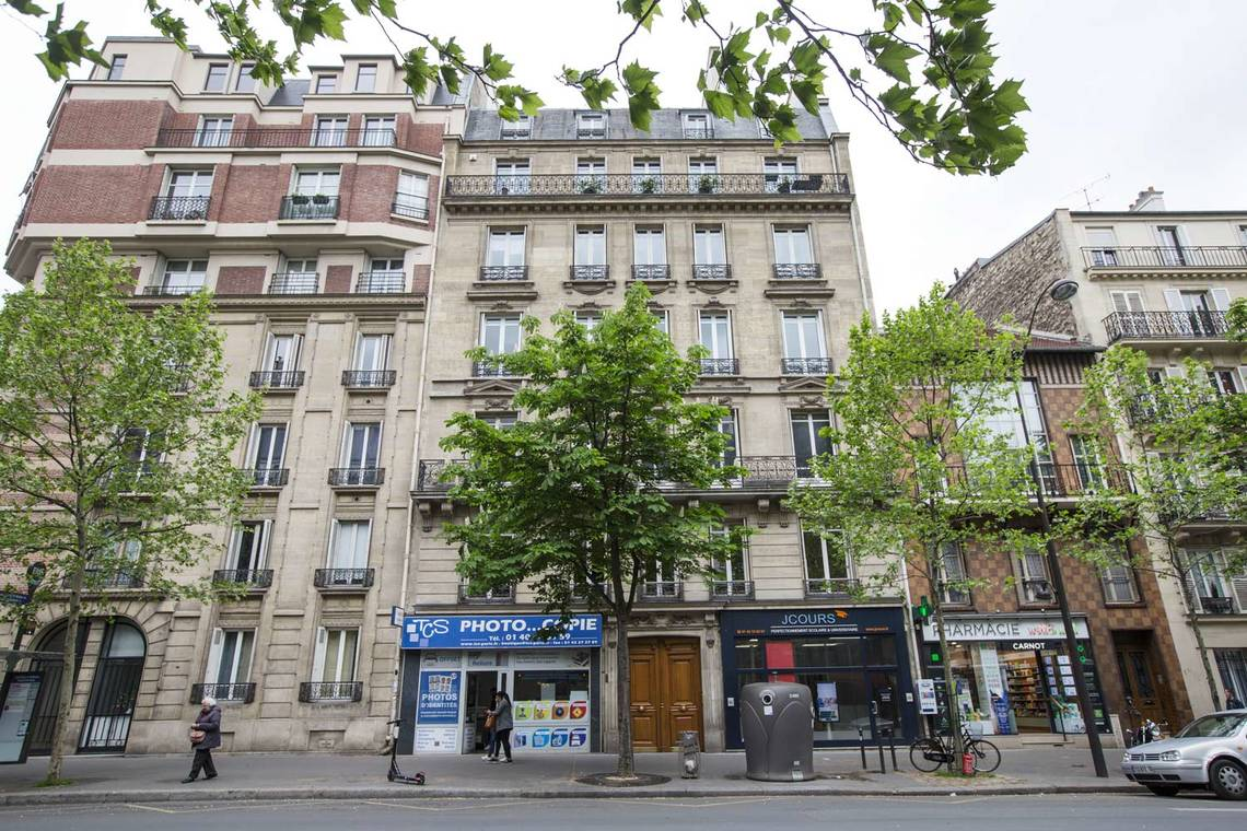 Apartment Paris Boulevard Malesherbes 26