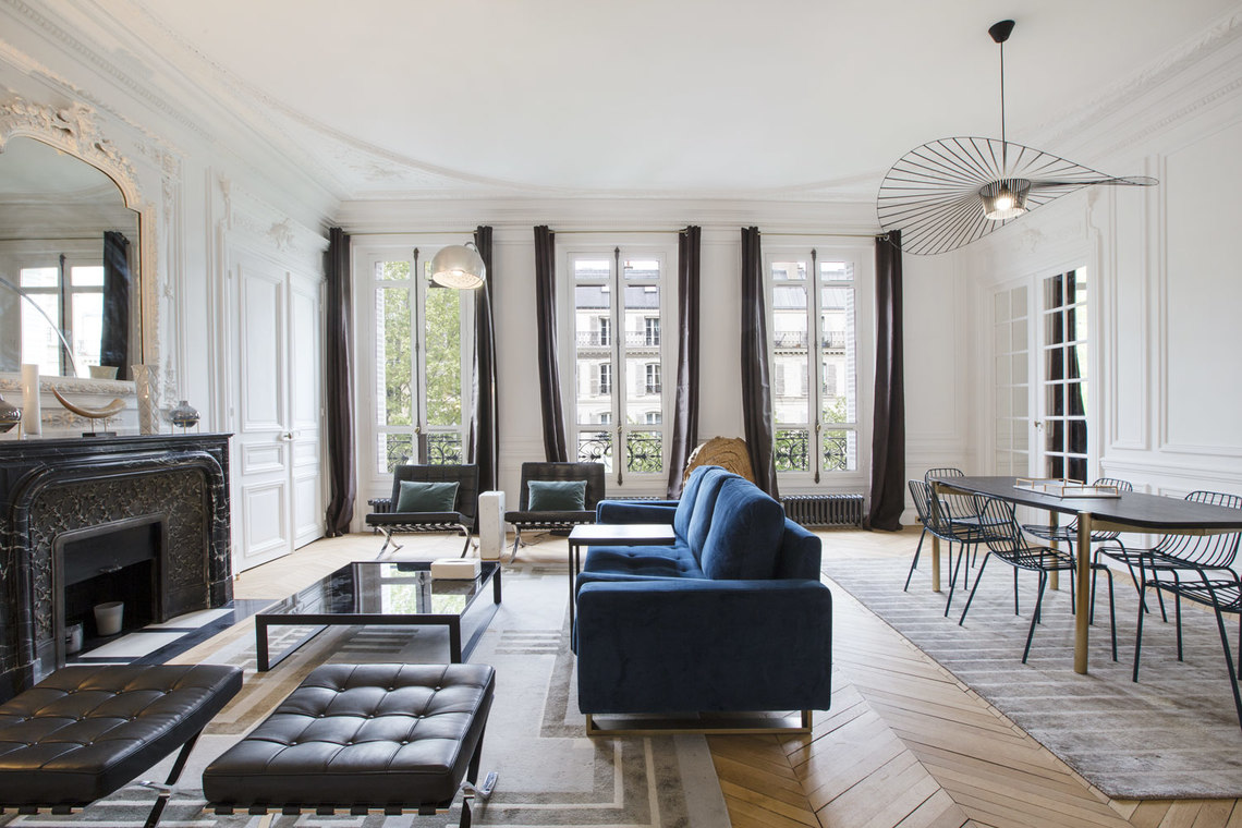 Paris Boulevard Malesherbes Appartamento in affitto